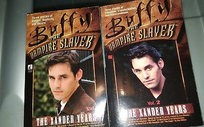 Buffy The Vampire Slayer The Xander Years Vol1 and Vol2