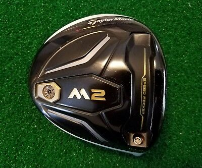 Tour Issue 2016 Taylormade M2 10.5 Degree Driver Head Only
