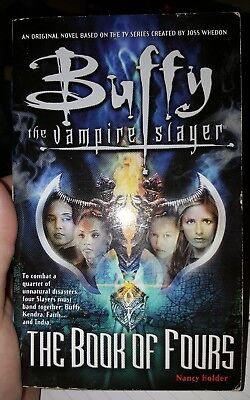 Buffy The Vampire Slayer Book of Fours