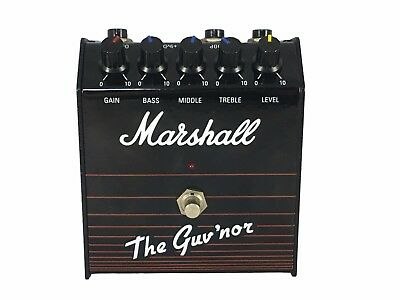 Marshall The Guv'nor Guitar Effect Pedal JCM800