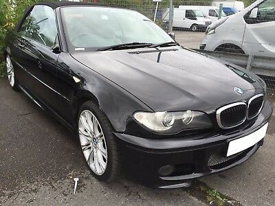 2006 Bmw 318 2.0 M-Sport Cabriolet, This May Use Water, We Had To Top Up