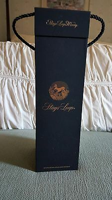 Gift Box Bag - Stags Leap Winery Napa Valley St Helena Ca !!!!!!!!!!!!!!!!!!!!!!