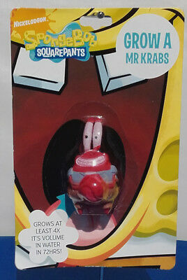 Grow A Sponge Mr Krabs Spongebob - New