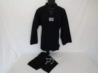 Tae Kwon Do Top & Pant's Medium-Large