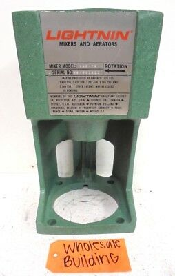 "Lightnin Air Drive Mixer Nag-75, 13-1/2"" Height"