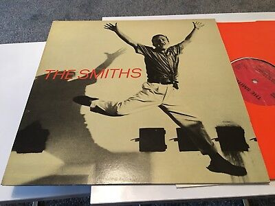 """The Smiths - The Boy With The Thorn Rare 12"""" Germany Morrissey"""