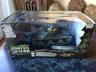 Forces of Valor 1:32 US M3 Lee Tank Tunisia 1942 Model 81311