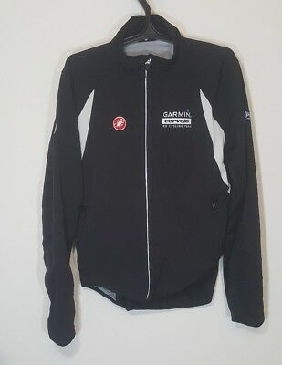 Castelli Slipstream Garmin Cervelo pro team cycling jacket mens xxl