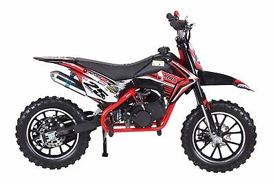 Mini Moto Cross 50Cc 2 Tempi Cross Mini Sport Enduro Bimbi Mini Cross