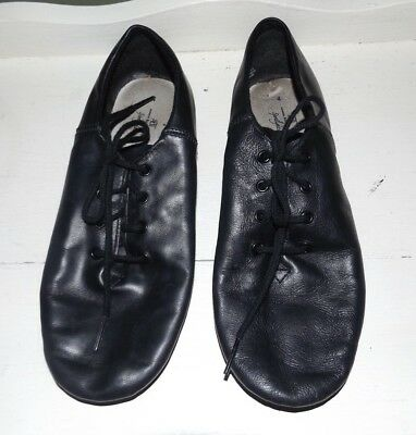 Girls/Youth Size 4 Black Jazz Shoes-ABT{American Ballet Theatre} Spotlights