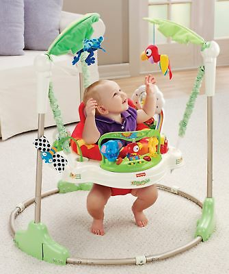 f669cf40c cheap for discount 334ba bce43 2 of 12 fisher price jumperoo jungle ...