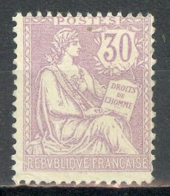 France, timbre N° 127 neuf (*), TB