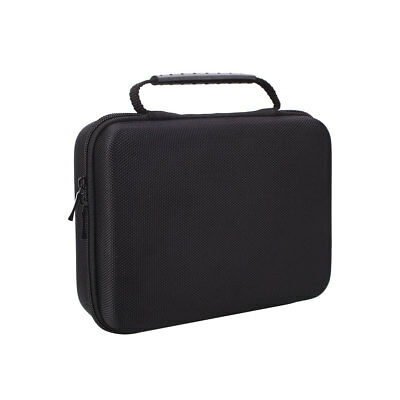 Black Hard Carrying Protector Zipper Handbag Bag Case For Nintendo Mini SNES