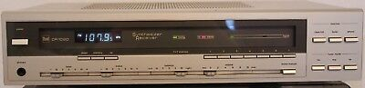 Receiver Dual Cr 1020 . Synthesizer Receiver Dual Cr 1020