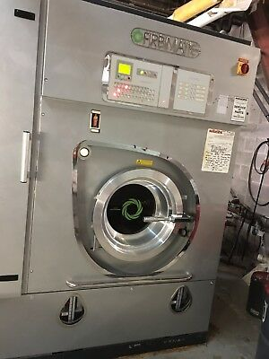 Dry cleaning Eco friendly 60LB machine.