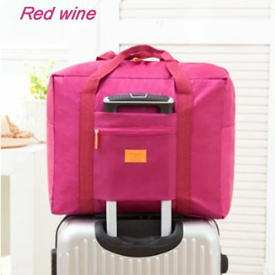 Bag Bag Big Size Clothes Showerproof Travel Bag Luggage Suitcase Foldable