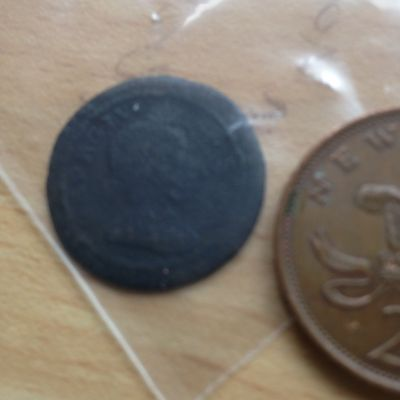 Rare Unknown George II coin - See pictures!!