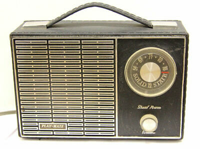Play-Mate Solid State Radio