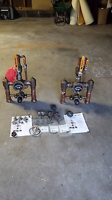 Two Leonard  mixing valves for one price