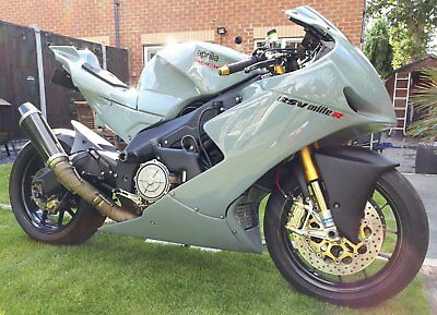 Aprillia RSV 1000 Special Custom One Off Motorcycle