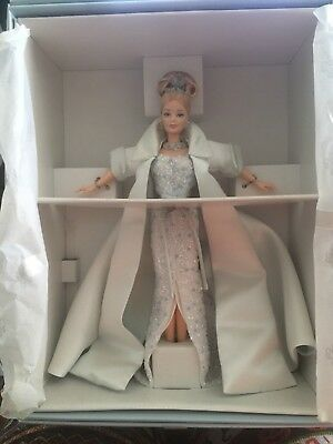 Crystal Jubilee Barbie Doll Limited Edition 40th Anniversary 1998