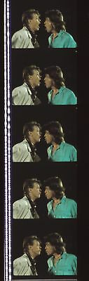Dancing in the Street David Bowie & Jagger 35mm Film Cell strip very Rare a92