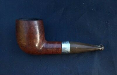 Ancienne Pipe Brighton French Briar Wdc Antique Smoking Bruyere