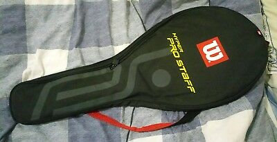 Wilson Hyper Pro Full Length Badminton Racket Cover Only - Excellent Condition