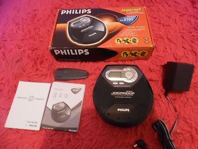 Lecteur CD portable PHILIPS AX5101