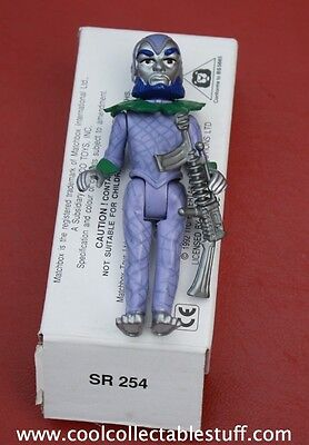 Vintage Matchbox SR254 Gerry Anderson Stingray Titan Figure Sealed, Mint in Box!