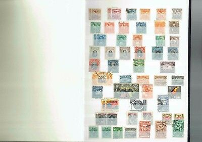 #310 World E- France collection accumulation in stockbook on 16x sides