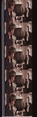 The Man Who Fell to Earth David Bowie 35mm Film Cell strip very Rare m82