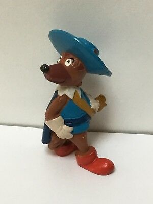 Dogtanian and The Muskehounds Figure ~ Rare Vintage Toy