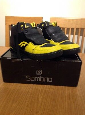 Sombrio MTB Flat Shoes Super Grippy Size 10