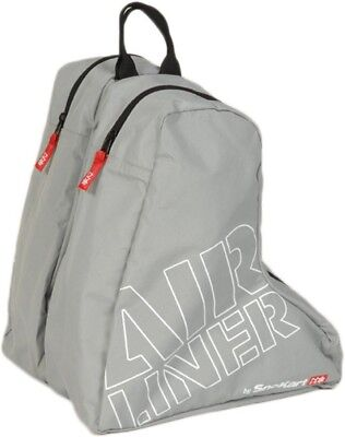 SnoKart Boot AirLiner Ski/Snowboard Boot Bag Grey New With Tags