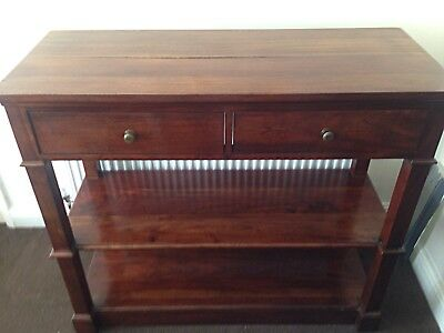 Antique Sofa/Console Table Paid £1000 Starting at £125✔️