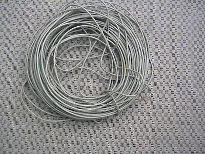 Western Electric  telephone roll  of  ground wire