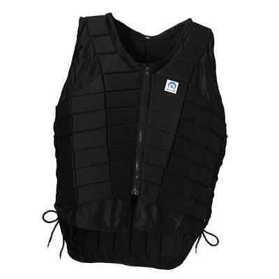 Pro Safety Equestrian Horse Riding Vest EVA Padded Body Protector Men XXL