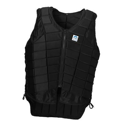 Pro Safety Equestrian Horse Riding Vest EVA Padded Body Protector Men XL