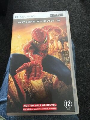 Spider-Man 2 (UMD, 2005)PSP Movie Used
