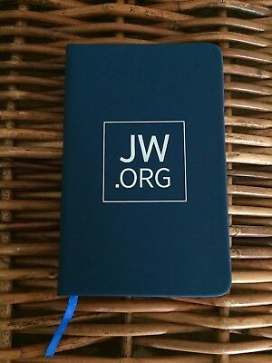 Jw.org Soft Touch Notepad / Notebook