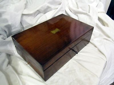 An Antique Writing Box