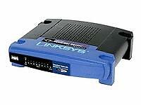 Linksys 819 8-Port 10/100 Wired Router (BEFSR81)