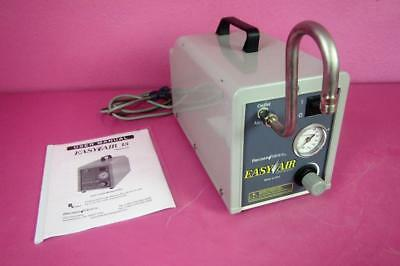 Precision Medical Easy Air PM15 Respiratory Regulated Compressor 100 PSI Max