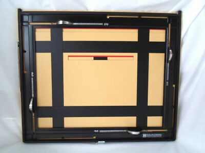 Saunders Easel -11x14 - 4 Blade Professional Photo Enlarging Easel - GREAT SHAPE
