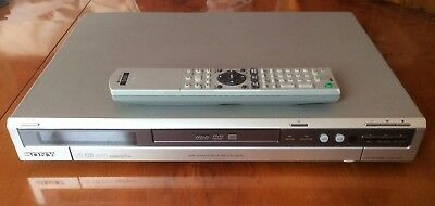 Sony RDR-HX510 80GB HDD Hard Drive DVD Recorder with Remote, Power & SCART Leads