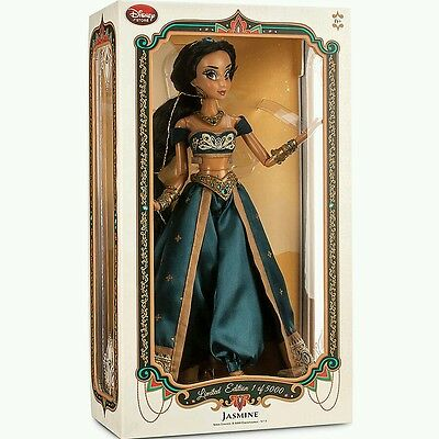 Disney Limited Edition 17in Jasmine Doll