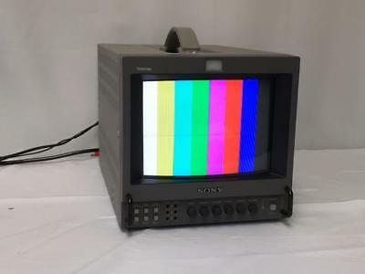 "Sony 8"" PVM-8041Q Trinitron Color Video Gaming Monitor"