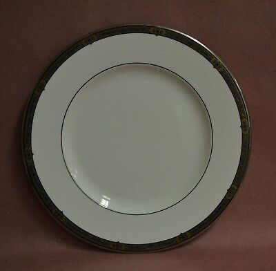 Lenox Classics Collection Vintage Jewel White Fine China Dinner Plate 13""