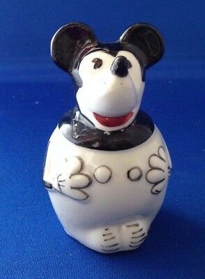1930's pie eyed Mickey Mouse porcelain (damaged)